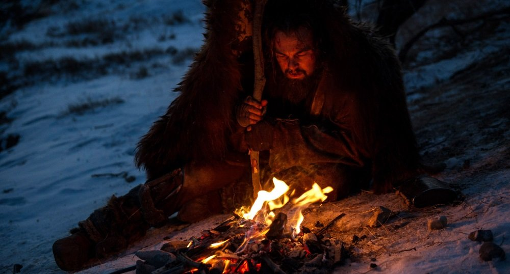 Leonardo DiCaprio in 'The Revenant.'