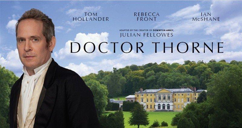 Tom Hollander stars in 'Doctor Thorne.'