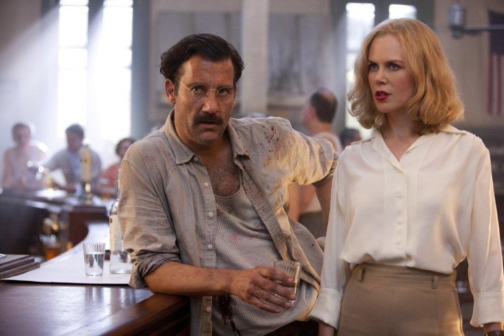 Clive Owen and Nicole Kidman are 'Hemingway & Gellhorn' in the HBO original movie directed by Philip Kaufman.