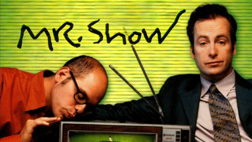 Bob Odenkirk and David Cross star in the cult HBO sketch comedy 'Mr. Show'