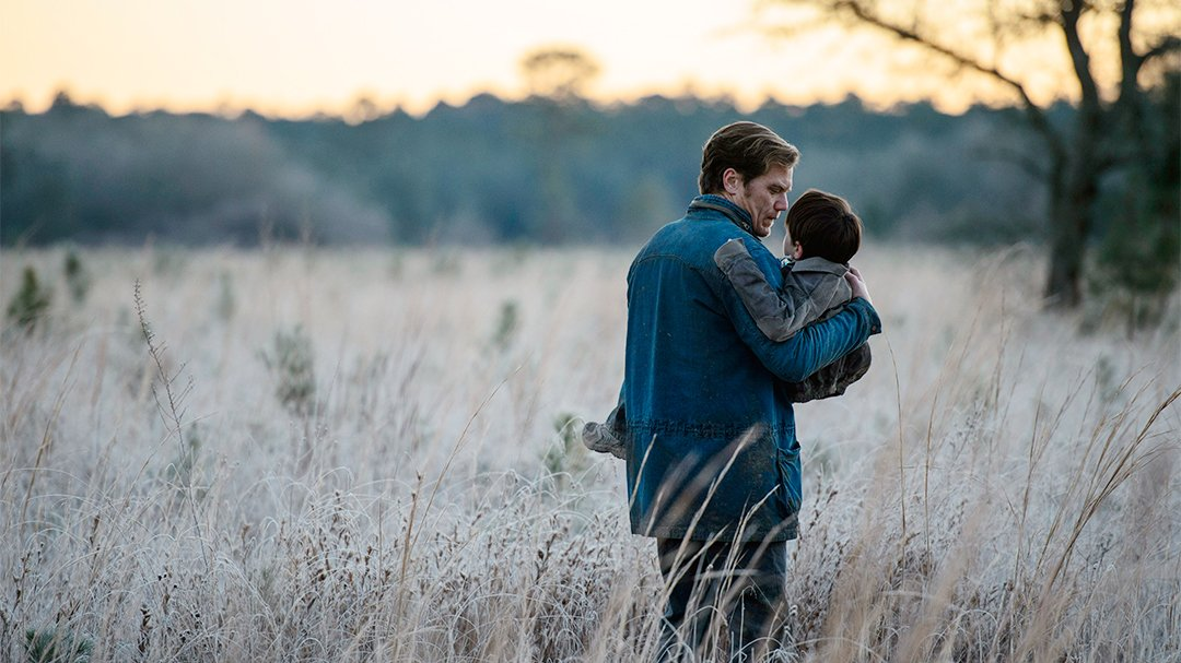 Michael Shannon and Jaeden Lieberher in 'Midnight Special' from filmmaker Jeff Nichols.