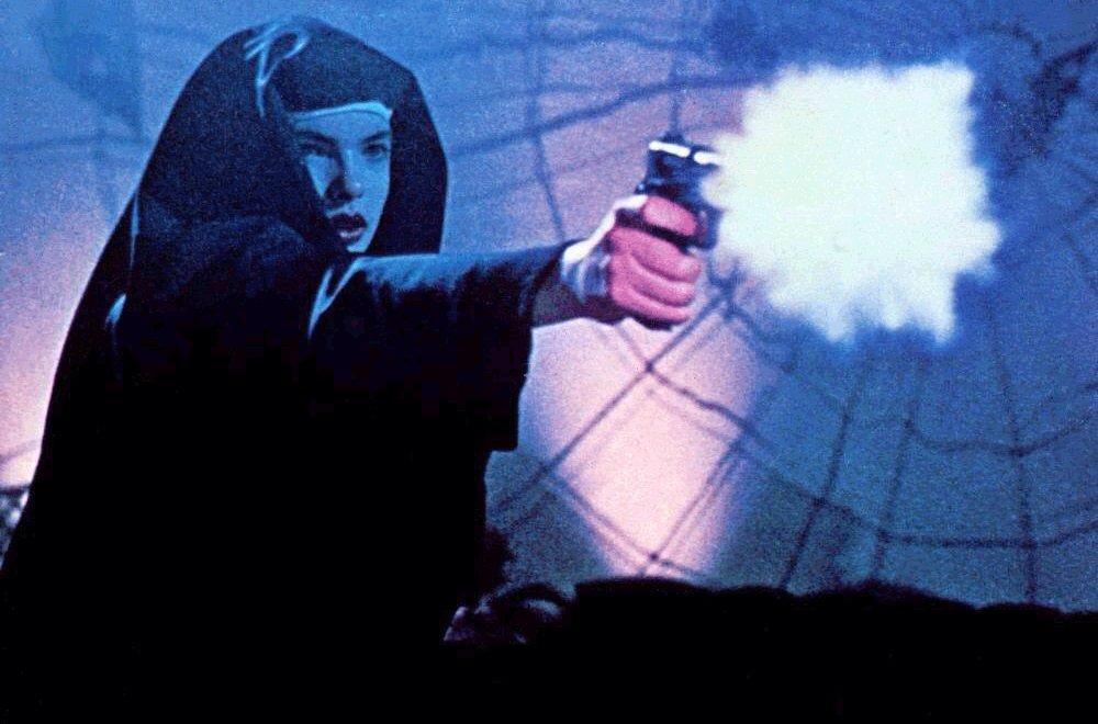Zoë Lund (aka Zoë Tamerlis) stars in Abel Ferarra's grindhouse breakthrough film 'Mr. 45'