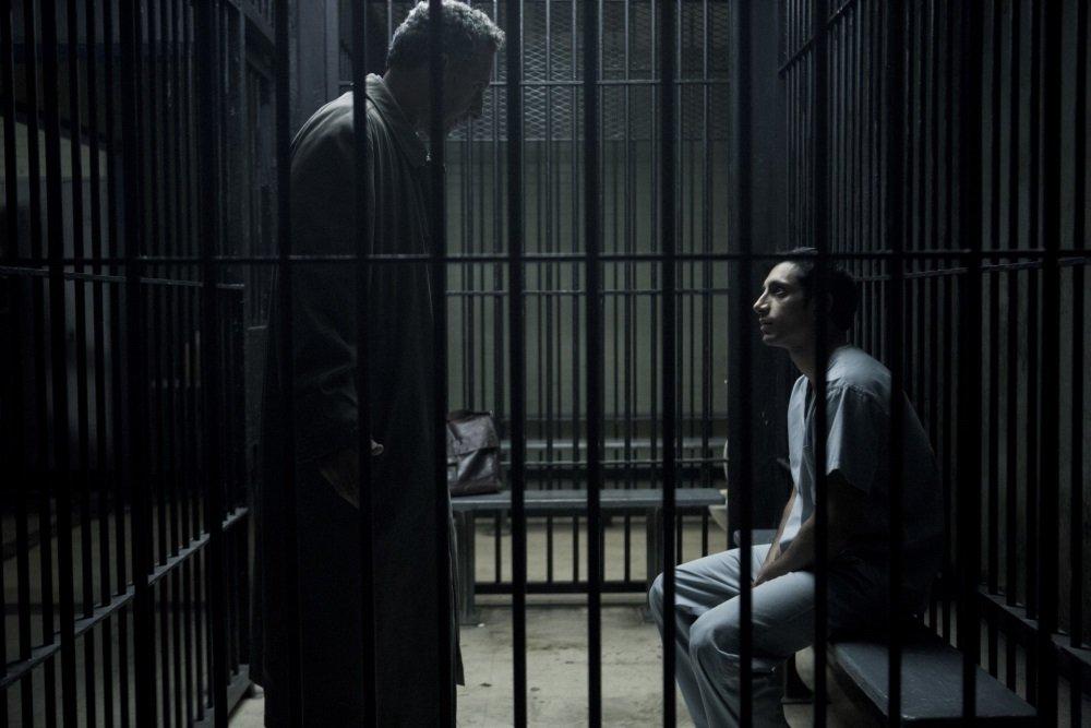 John Turturro and Riz Ahmed in the HBO Original Program 'The Night Of.'