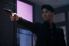 Cha Seung-won stars in the South Korean cop thriller 'Man on High Heels'