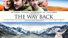 Peter Weir directs 'The Way Back,' a survival drama starring Jim Sturgess, Ed Harris, Colin Farrell, and Saoirse Ronan