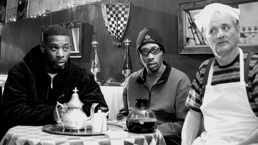 JZA, RZA, and Bill Murray in Jim Jarmusch's 'Coffee and Cigarettes'