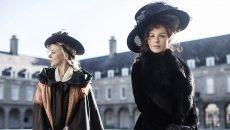 "Chloe Sevigny and Kate Beckinsale star in ""Love & Friendship,"" based on the novella by Jane Austen."