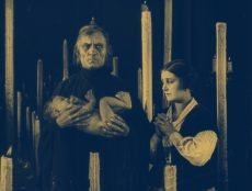 Bernhard Goetzke and Lil Dagover star in Fritz Lang's 'Destiny,' newly restored by the Murnau Institute in Germany