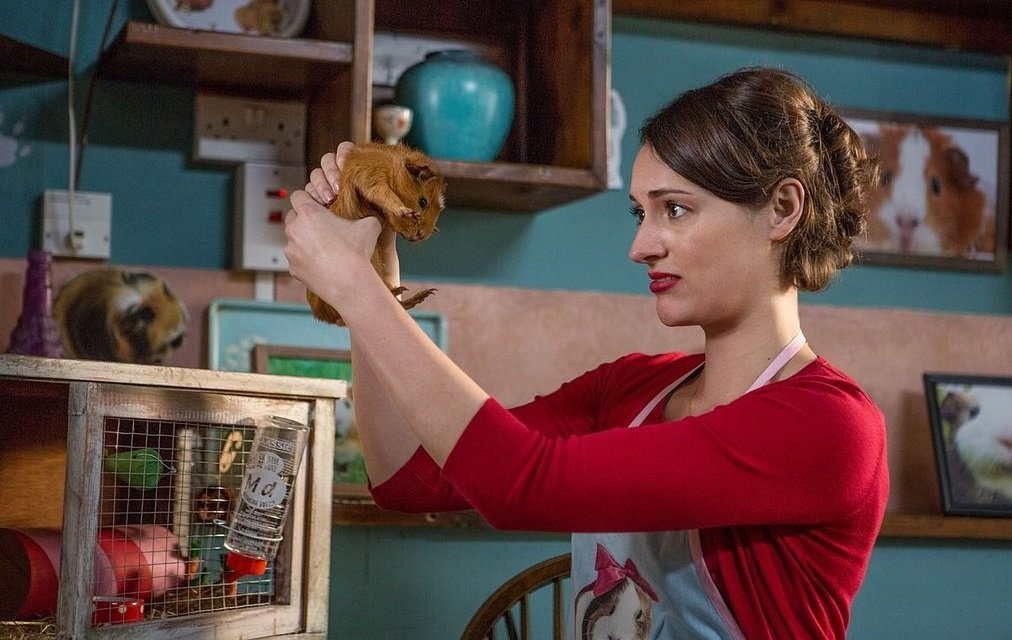 Phoebe Waller-Bridge stars in the British series 'Fleabag' on Amazon Prime