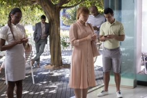Bryce Dallas Howard in the third season of 'Black Mirror' on Netflix.