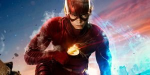 Grant Gustin is 'The Flash' in season two of the superhero TV series