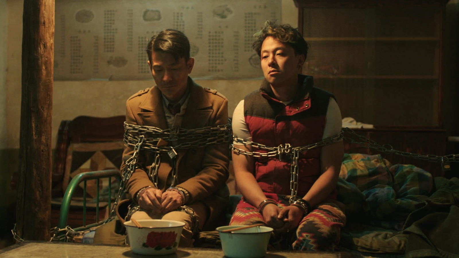 Andy Lau in 'Saving Mr. Wu' from Hong Kong