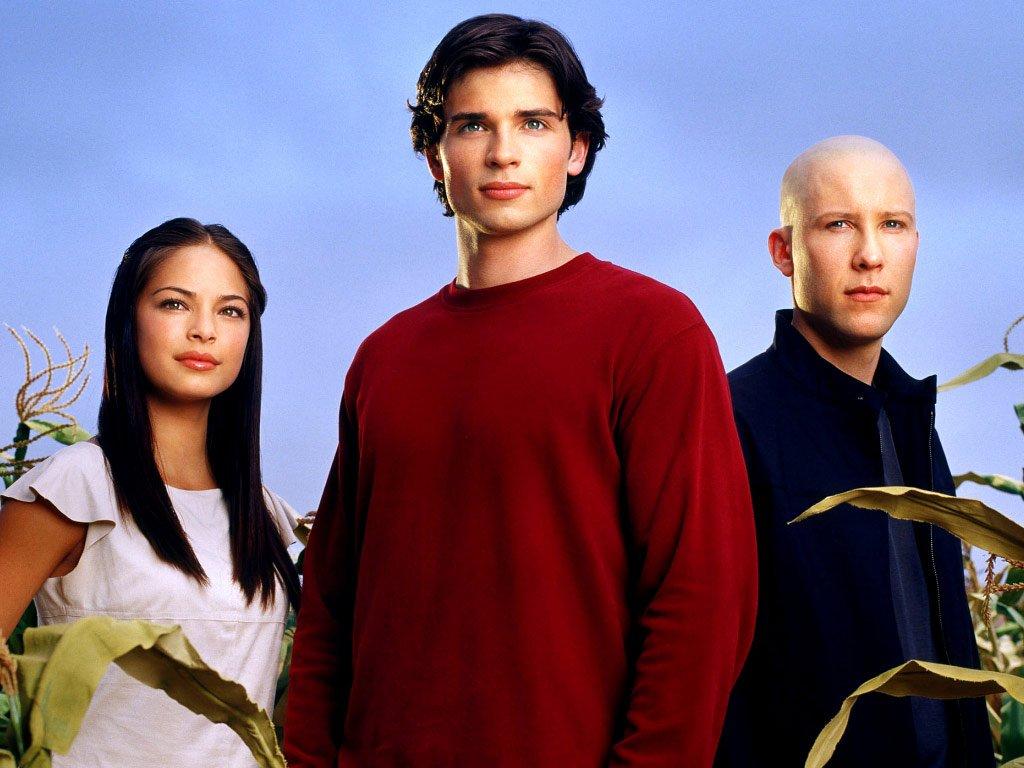 Smallville – photo credit: Warner Television