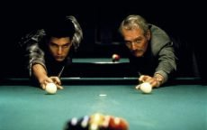 Paul Newman and Tom Cruise in Martin Scorsese's 'The Color of Money'
