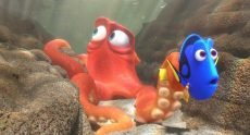 Ellen DeGeneres voices Dory in Pixar's animated adventure 'Finding Dory'