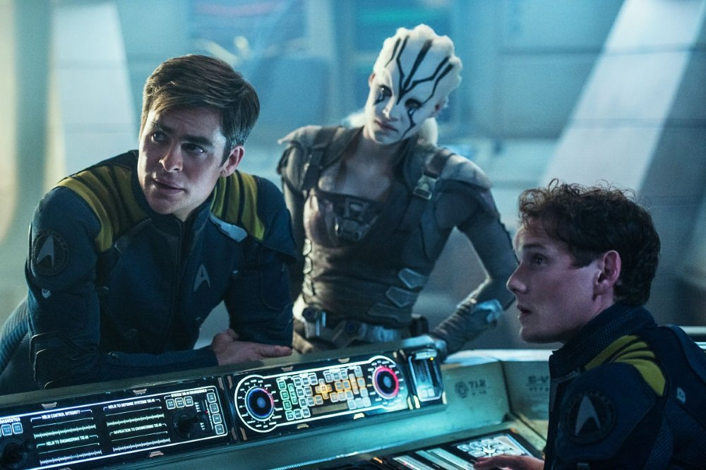 'Star Trek Beyond,' directed by Justin Lin