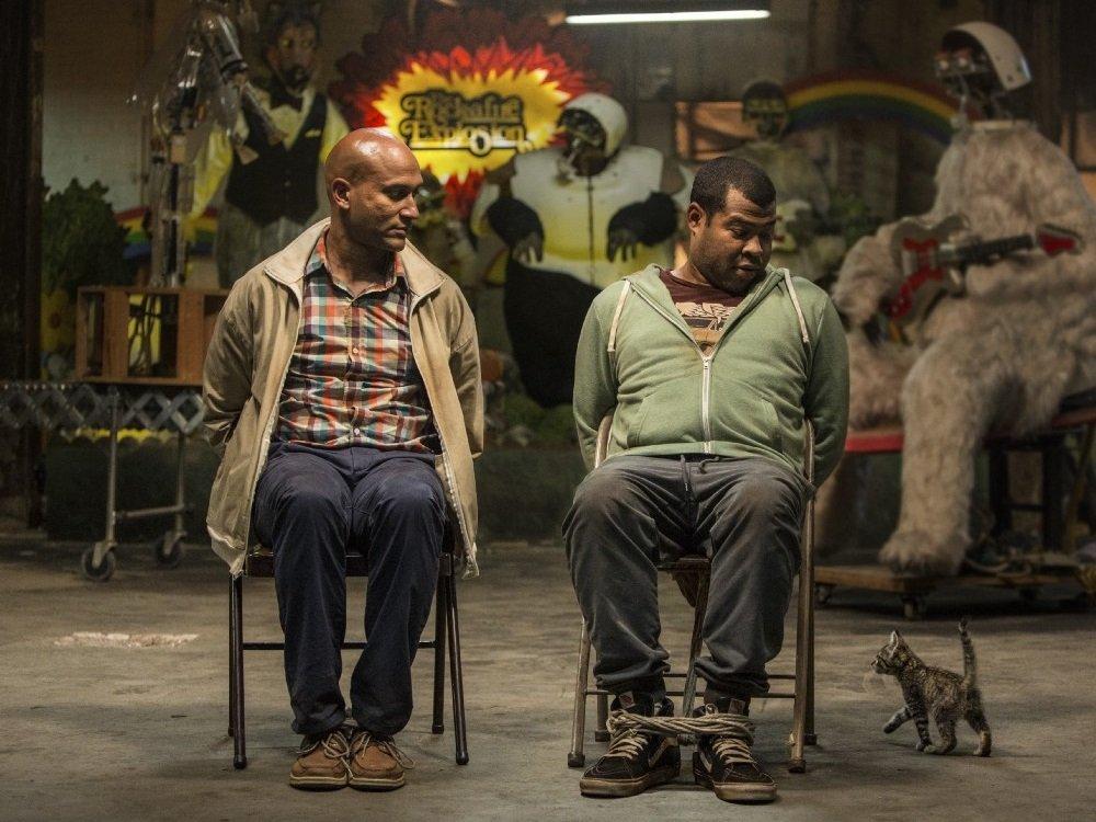 "Keegan-Michael Key and Jordan Peele in ""Keanu."""