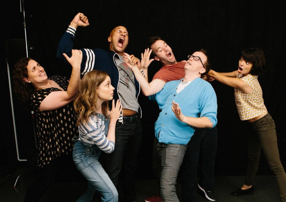 Keegan-Michael Key, Gillian Jacobs, Mike Birbiglia, Kate Micucci, Chris Gethard, Tami Sagher are an improv comedy team in this comic drama