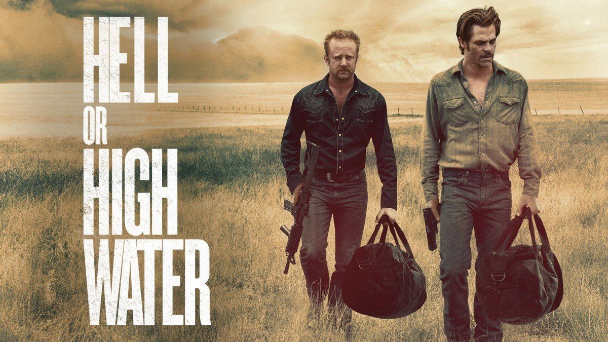 Jeff Bridges, Chris Pine, and Ben Foster star in the modern outlaw western from director David Mackenzie
