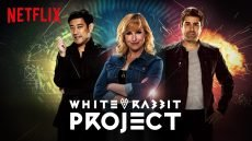 Kari Byron, Tory Belleci and Grant Imahara host the new Netflix series