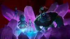 Guillermo del Toro and Marc Guggenheim, Dreamworks animation