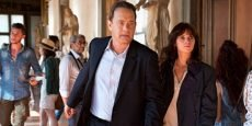 "Tom Hanks and Felicity Jones star in ""Inferno.,"" from the Dan Brown novel, directed by Ron Howard"