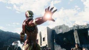 Iron Man – Photo credit: Marvel Entertainment