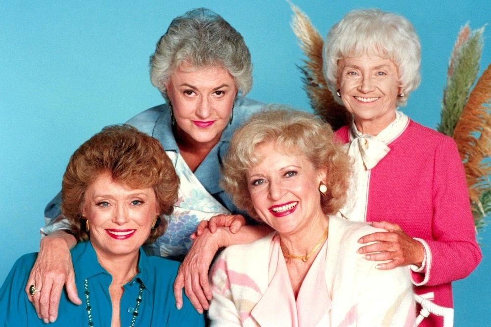 Bea Arthur, Betty White, Rue McClanahan, and Estelle Getty star in 'The Golden Girls'
