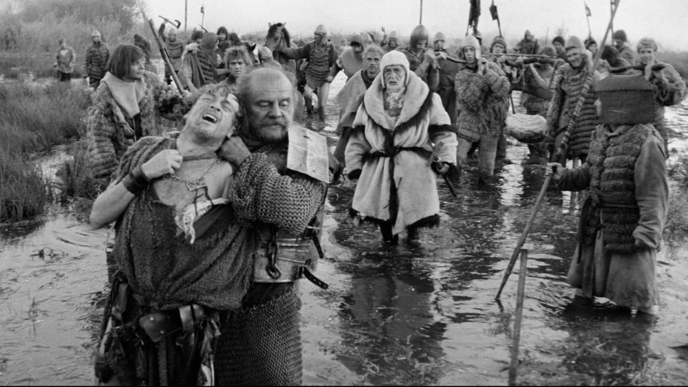 František Vláčil directs this epic from Czechoslovakia