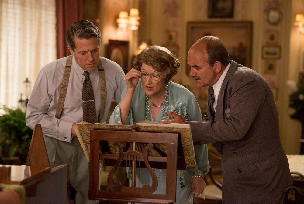 "Meryl Streep is ""Florence Foster Jenkins."""