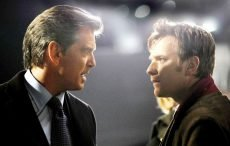 Ewan McGregor is 'The Ghost Writer' in Roman Polanski's superb thriller.
