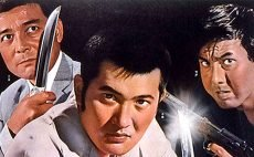 Jo Shishido stars in the Japanese gangster film from Yasuharu Hasebe