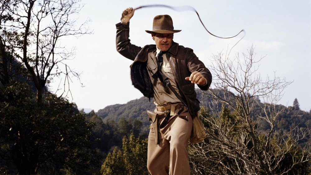 Harrison Ford is Indiana Jones