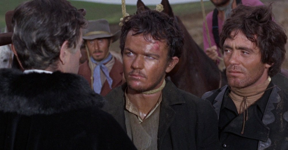 Lou Castel stars in Carlo Lizzano 's cult spaghetti western