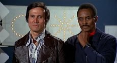 Henry Silva and Woody Strode in Fernando di Leo's gangster classic