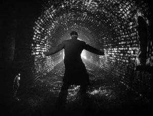 Orson Welles is Harry Lime on Carol Reed's classic