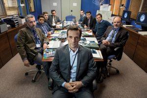 Mathieu Kassovitz stars in the French TV espionage drama