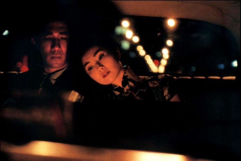 Tony Leung Chiu-wai and Maggie Cheung in Wong Kar-Wai's award-winning film
