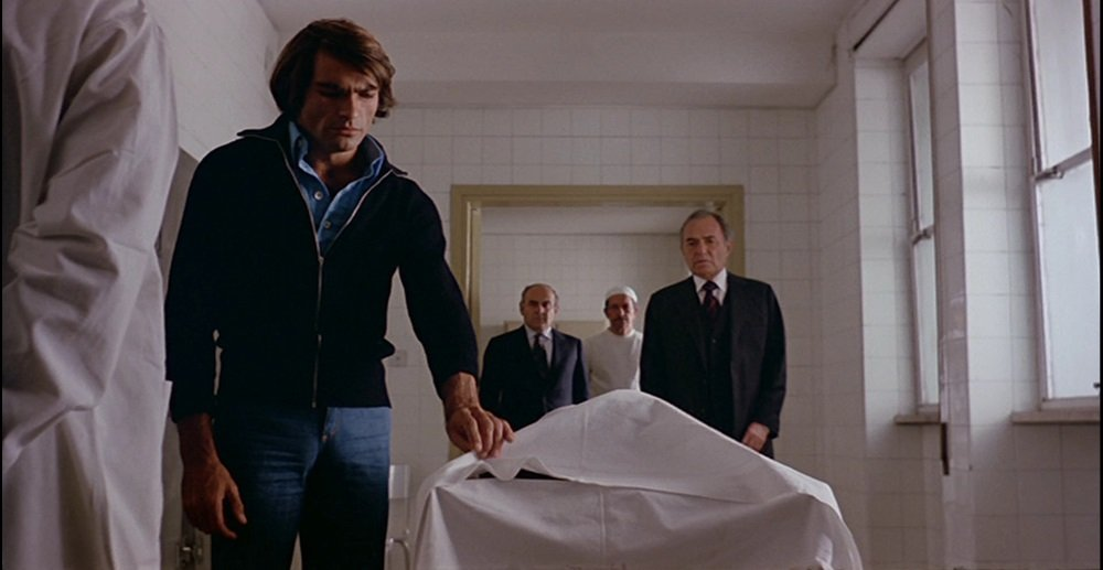 Luc Merenda and James Mason star in Fernando di Leo's mob revenge thriller