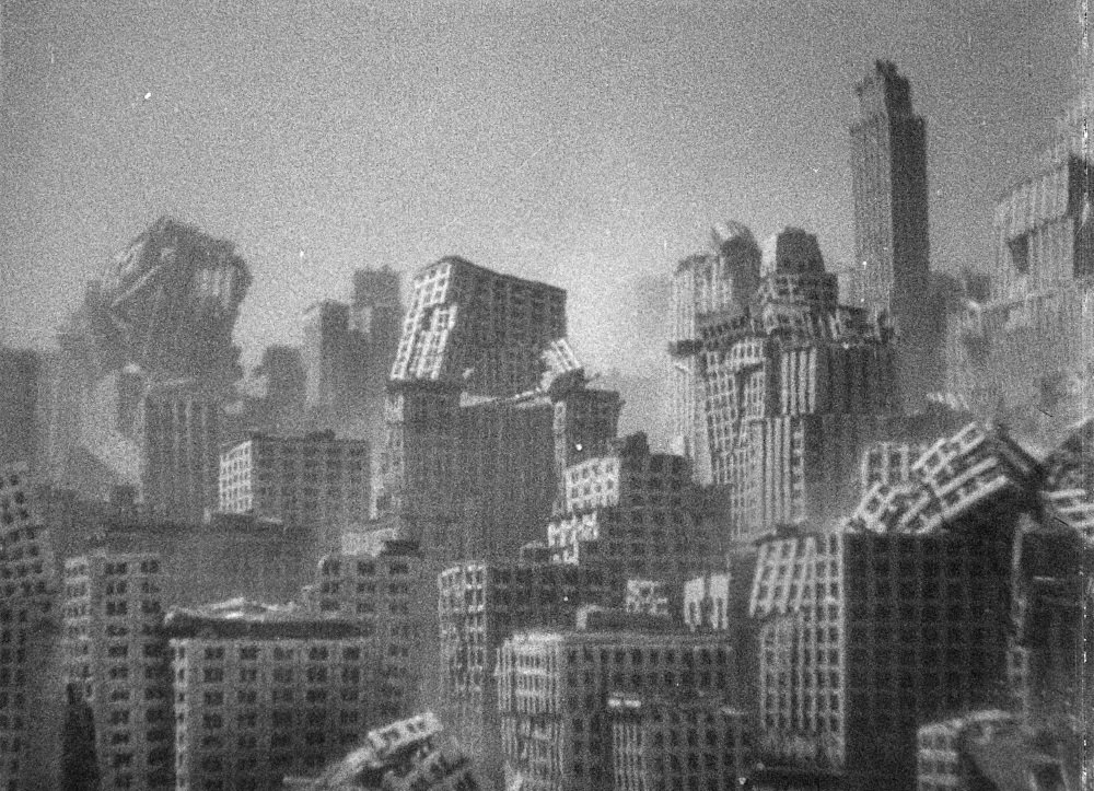 Felix E. Feist's 1933 'Deluge,' the first end-of-the-world disaster movie