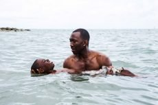 Mahershala Ali and Alex Hibbert in the Oscar-winning film from Barry Jenkins