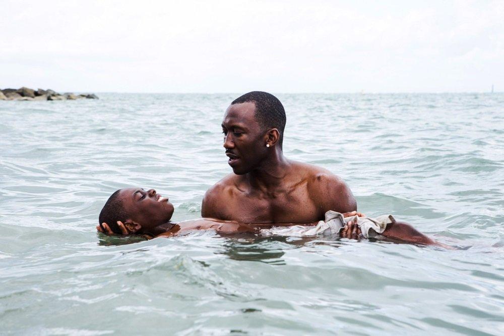Mahershala Ali and Alex Hibbert in the Oscar-winning film from Barry Jenkins