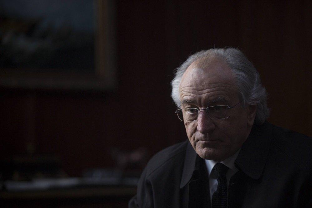 Robert De Niro is Bernie Madoff in the HBO original film by Barry Levinson
