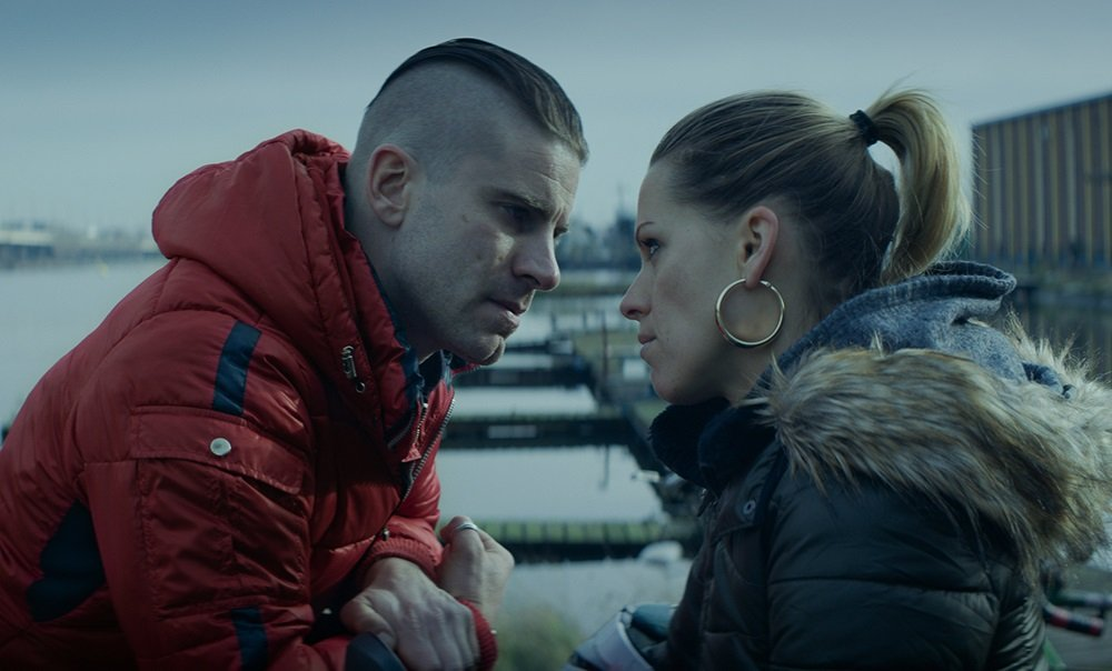 Jeroen Perceval and Veerle Baetens in the crime thriller from Belgium directed by Robin Pront