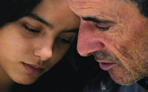 Hafsia Herzi and Habib Boufares in Abdellatif Kechiche's Cesar-winning film