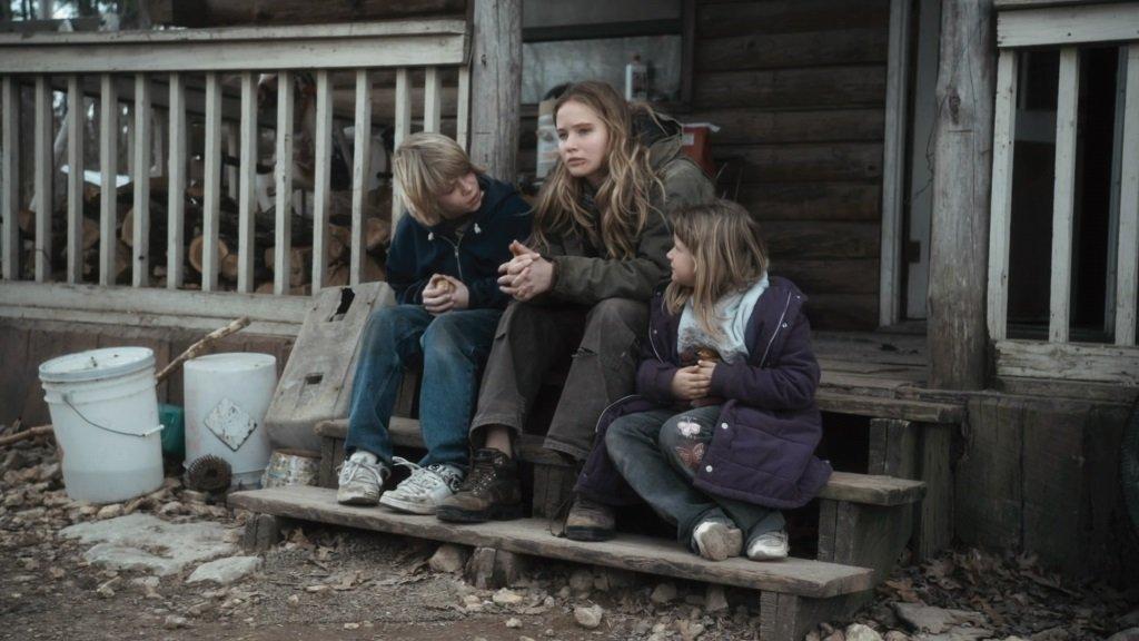 Jennifer Lawrence stars in the Oscar nominated film by Debra Granik