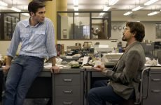 Jake Gyllenhaal and Robert Downey Jr. in the David Fincher thriller