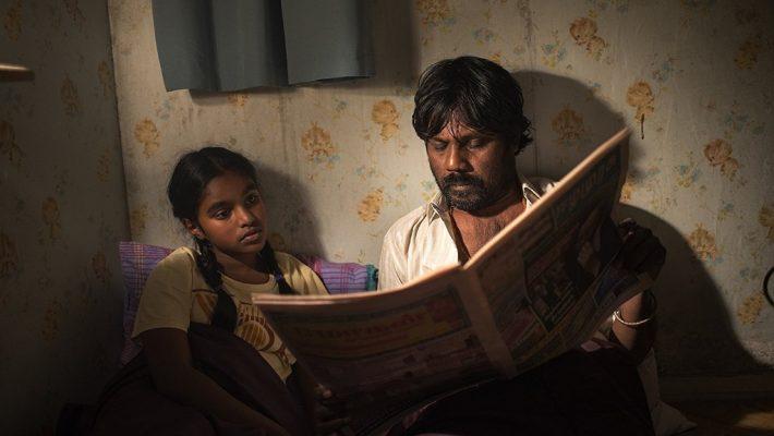 Jesuthasan Antonythasan and Claudine Vinasithamby in Jacques Audiard's award winning drama