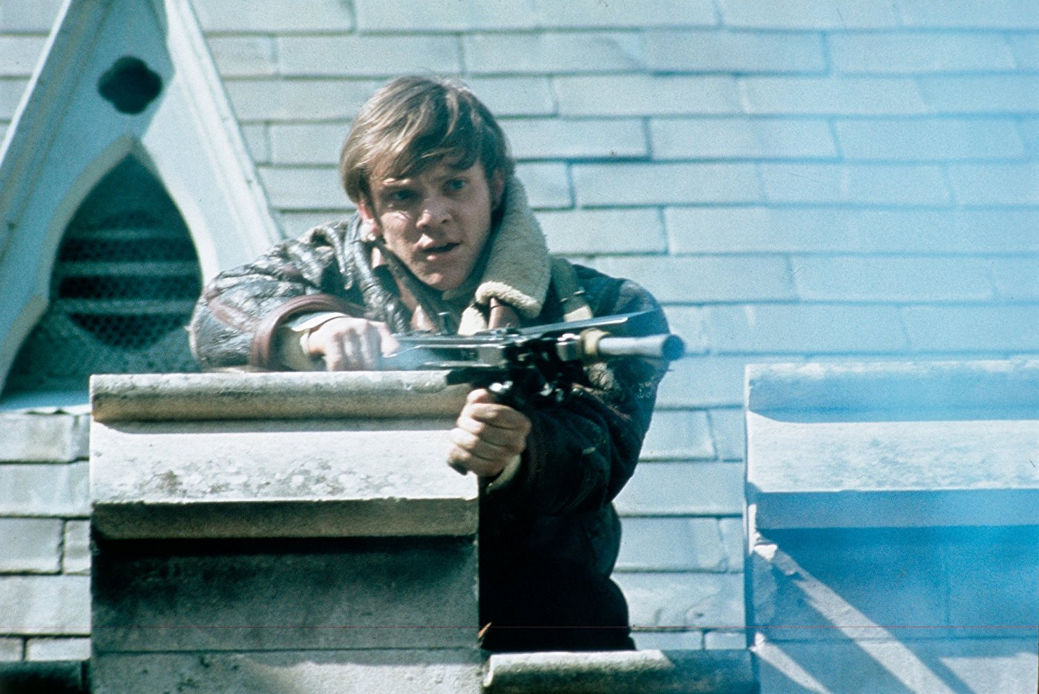 Malcolm McDowell stars in the film by Lindsay Anderson