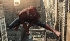 Tobey Maguire is back in Sam Raimi's sequel, with Alfred Molina as Doctor Octopus